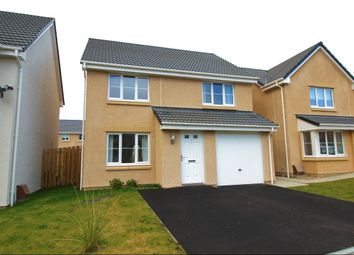 Thumbnail 4 bed detached house to rent in Linkwood Court, Elgin