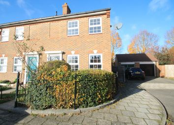 Thumbnail 3 bed semi-detached house for sale in Horton Close, Aylesbury