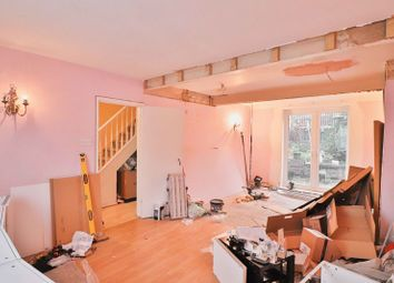 Thumbnail 3 bed terraced house for sale in Llanthony Road, Morden
