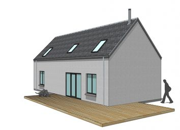 Thumbnail 3 bed detached house for sale in Plot 1 Loch Awe, Portsonachan
