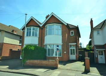 Thumbnail 4 bed semi-detached house for sale in Holmfield Road, Leicester