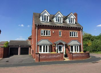 Thumbnail 5 bed detached house for sale in Dulwich Grange, Bratton, Telford, Shropshire