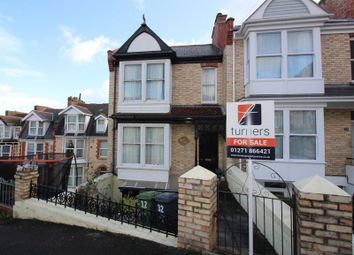 Thumbnail 4 bed end terrace house for sale in Station Road, Ilfracombe