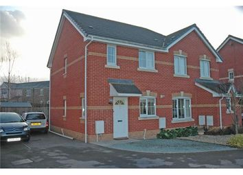 Thumbnail 2 bed semi-detached house to rent in Jordan Way, Monmouth
