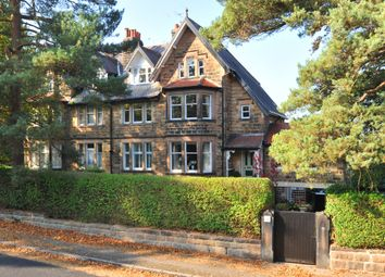 Thumbnail 3 bed flat for sale in Kent Road, Harrogate