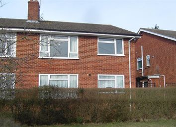 Thumbnail 2 bedroom maisonette to rent in Roman Way, Earley, Reading