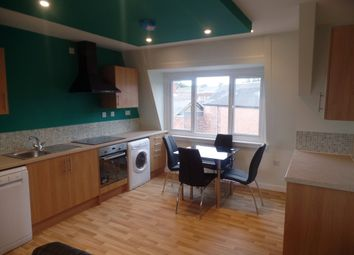 Thumbnail 1 bed flat to rent in Roxburgh Apartments, Whitley Bay