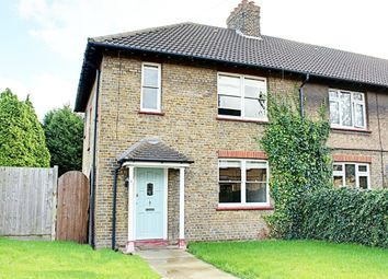 Thumbnail 3 bed end terrace house to rent in Lionel Gardens, London, London
