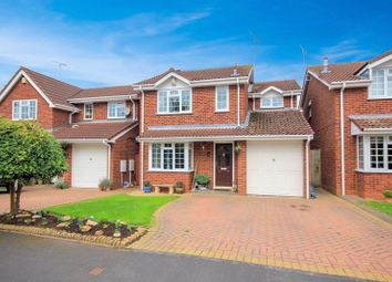 Thumbnail 3 bed detached house for sale in Bakewell Drive, Stone