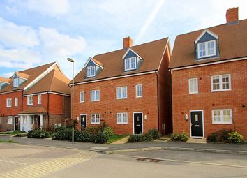 Thumbnail 4 bed semi-detached house to rent in Brookfield Drive, Horley