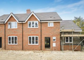 Thumbnail 4 bed semi-detached house for sale in Bye Green, Weston Turville, Aylesbury