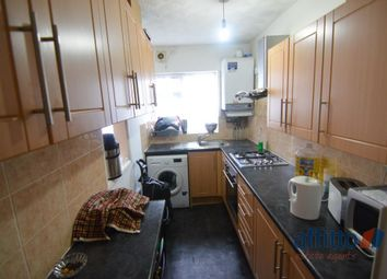 Thumbnail 3 bed terraced house to rent in Leicester