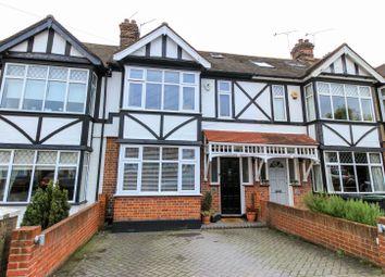 Thumbnail 4 bed terraced house for sale in Chestnut Avenue, Buckhurst Hill