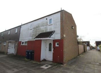 Thumbnail 3 bed end terrace house for sale in Fawcett, Skelmersdale, Lancashire