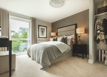 Thumbnail 1 bed flat for sale in Drake Way, Kennet Island, Reading
