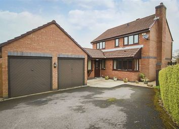 Thumbnail 4 bed detached house for sale in Hayhurst Road, Whalley, Clitheroe