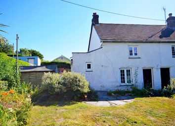 Thumbnail 3 bed cottage to rent in Fore Street, Grampound, Truro