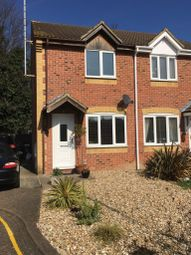 Thumbnail 2 bedroom semi-detached house to rent in Jackson Close, Greenhithe, Greenhithe, Kent