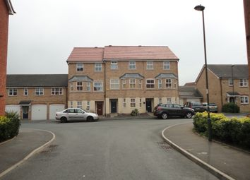 Thumbnail 4 bed town house to rent in Steel Close, Bromsgrove, Worcestershire
