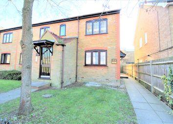 Thumbnail 1 bedroom maisonette for sale in Caroline Close, West Drayton