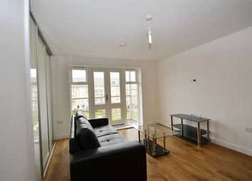 Thumbnail 1 bed flat to rent in Denham House, Park West, West Drayton