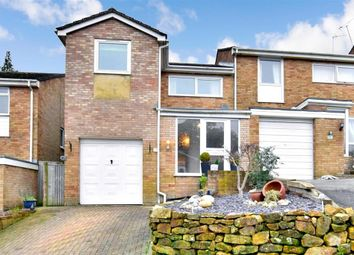 Thumbnail 3 bed semi-detached house for sale in Southridge Rise, Crowborough, East Sussex