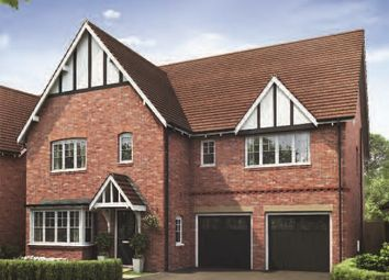 "Thumbnail 5 bedroom detached house for sale in ""The Compton"" at Raddlebarn Road, Selly Oak, Birmingham"