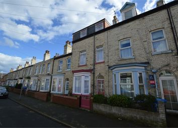 Thumbnail 4 bed terraced house for sale in Candler Street, Scarborough, North Yorkshire