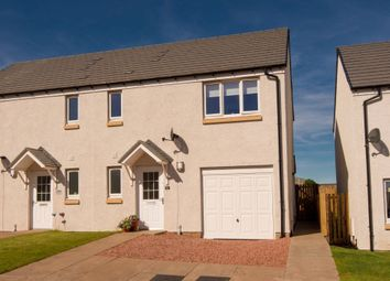 Thumbnail 3 bed semi-detached house for sale in Simpson Avenue, Dunbar
