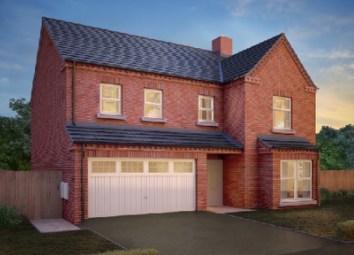 Thumbnail 5 bed detached house for sale in The Valencia, Resevoir Road, Burton Upon Trent, Staffordshire