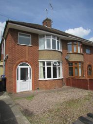 Thumbnail 3 bed semi-detached house to rent in Lytham Road, Rugby, Warwickshire