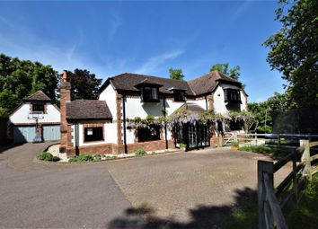 Thumbnail 4 bed detached house for sale in Pembroke Pastures, Whissendine, Oakham
