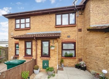 Thumbnail 1 bed terraced house for sale in Meadow View, Hithermoor Road, Staines