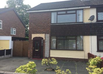 Thumbnail 3 bed semi-detached house for sale in Kenilworth Drive, Padgate, Warrington