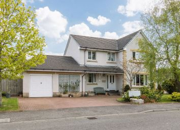 Thumbnail 4 bed detached house for sale in 4 Robinsland Drive, West Linton, The Borders