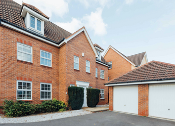 Thumbnail 6 bed detached house for sale in Goldfinch Close, Loughborough