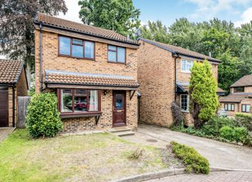 Thumbnail 3 bed detached house for sale in Blackthorn Drive, Lightwater