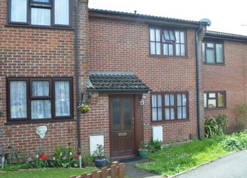 Thumbnail 1 bed end terrace house for sale in Bearwood, Bournemouth, Dorset