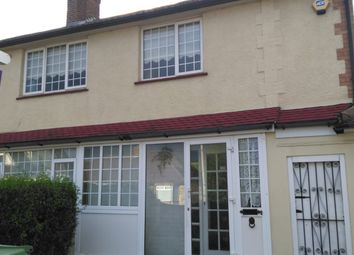 Thumbnail 3 bed semi-detached house to rent in Church Road, Romford
