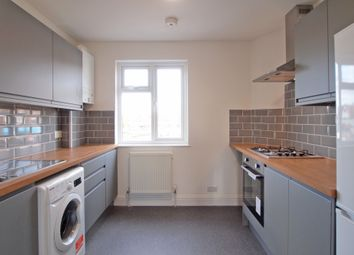 Thumbnail 1 bed flat to rent in Stoneleigh Park Road, Stoneleigh, Surrey