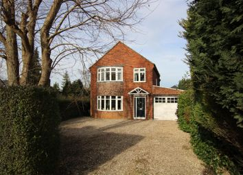 Thumbnail 4 bed detached house for sale in Lincoln Road, Branston, Lincoln