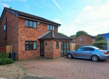 Thumbnail 4 bed detached house for sale in Raby Drive, Newton Aycliffe