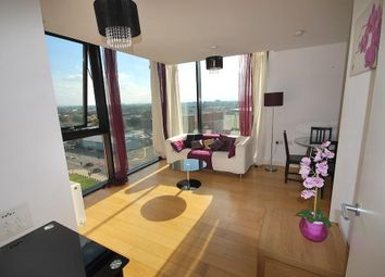 Thumbnail 1 bed flat to rent in Great Ancoats Street, Manchester