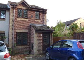 Thumbnail 2 bed end terrace house to rent in Larkspur Drive, Marchwood, Southampton