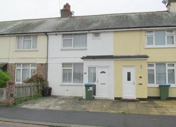 Thumbnail 3 bed terraced house for sale in Hampshire Avenue, Bognor Regis, West Sussex