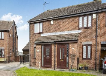 Thumbnail 2 bed semi-detached house for sale in Lawsons Close, Hull