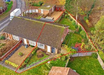 Thumbnail 2 bed semi-detached bungalow for sale in Stanton Close, St. Albans, Hertfordshire
