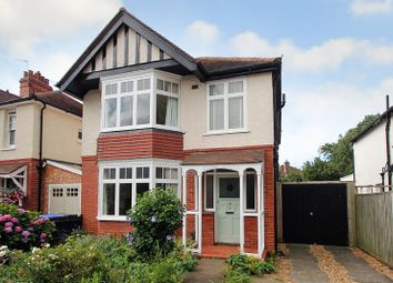 Thumbnail 3 bed detached house for sale in Longfellow Road, Worthing