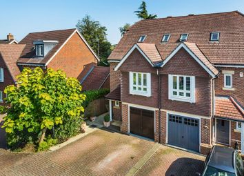Poplar Close, Epsom KT17. 3 bed semi-detached house