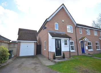 Thumbnail 3 bed end terrace house for sale in Tortoiseshell Way, Braintree